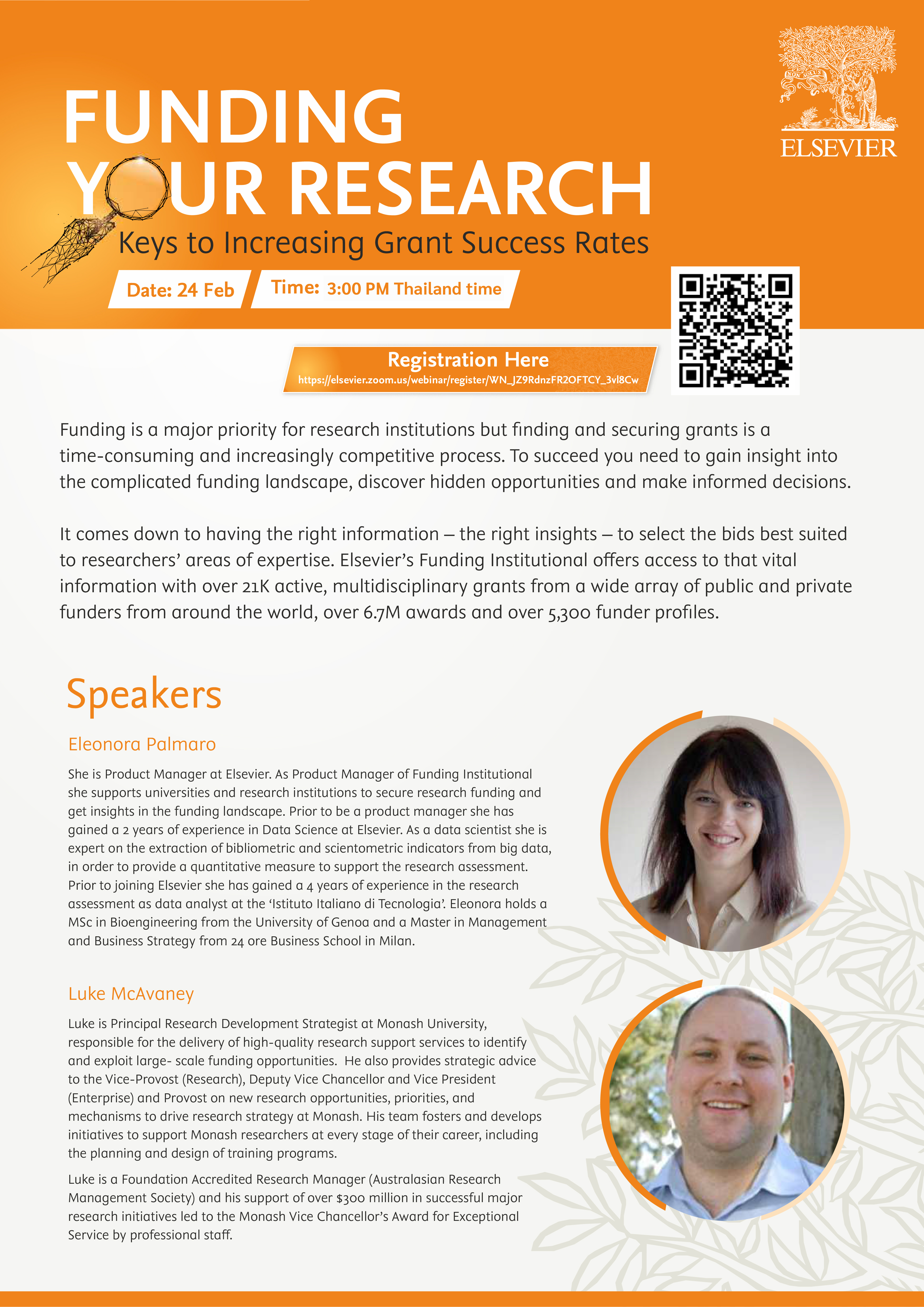 Funding your research 240221