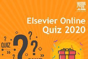 กิจกรรมลุ้นรับรางวัล ScienceDirect Quiz